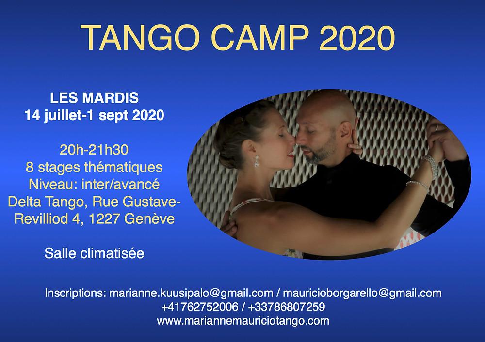 tango geneve