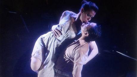 Virginia&Esteban tango geneva
