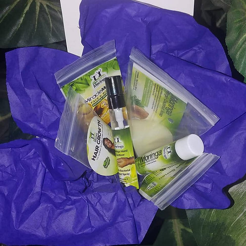 Naturally Me Skin Care Kit