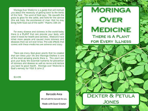 Moringa Over Medicine