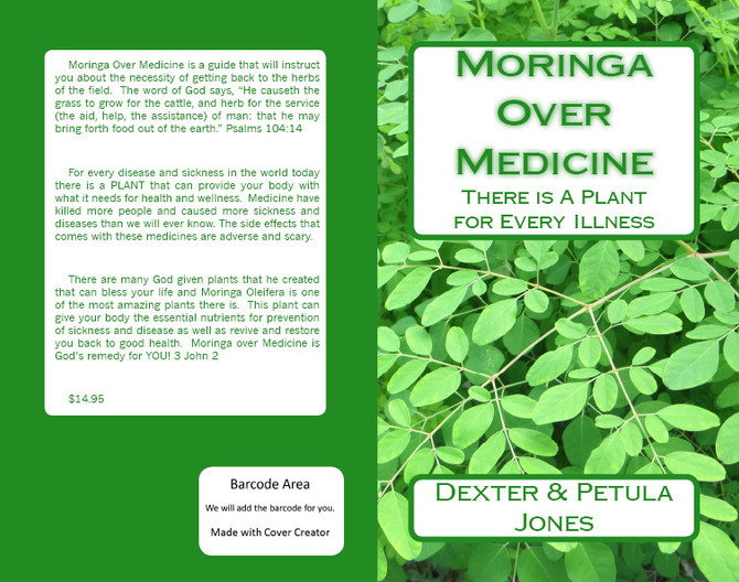 Our Newest Books About Moringa