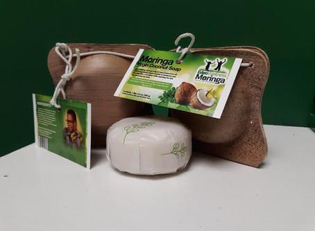Moringa / Virgin Coconut Soap