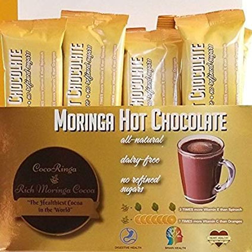 Moringa Hot Chocolate
