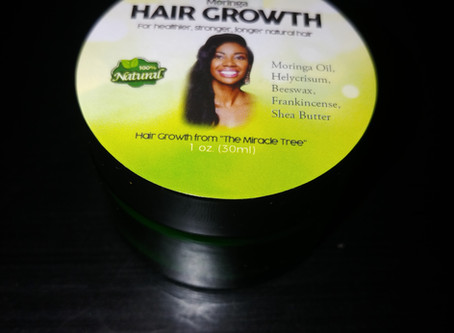 Moringa Hair Growth