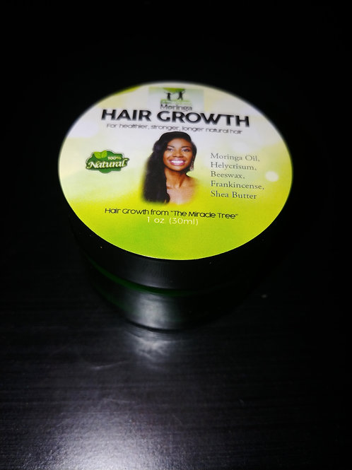 Moringa Hair Growth