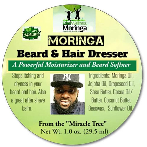 Men Beard and Hair Dresser