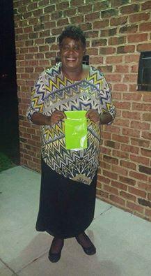 New Moringa Customer Sandra Coley