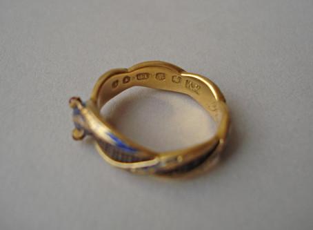 Hallmarks: An Antique Jewelry Beginner's Guide