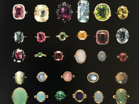Antique Gemstone Guide: Birthstones