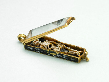 Memento Mori Jewelry: Remember You Must Die