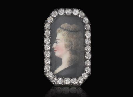 Her Story in Jewels: Marie Antoinette