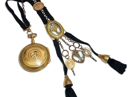The Chatelaine: History's Forgotten Accessory