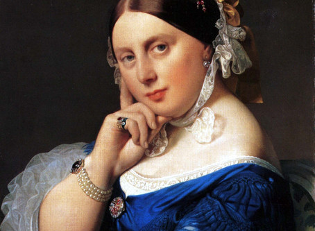 Where Art Meets Jewels: The Jewelry of Portraiture