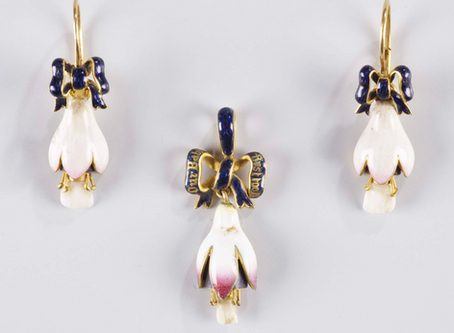 Victorian Sentimentality: Teeth in Jewelry