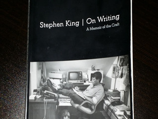 Five Things - Stephen King's On Writing