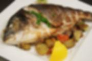 Cavin Traiteur Vaud Mariage Suisse romande restaurant de la Poste Villars-Mendraz mariage repas d'entreprise manifestations traiteurs Cavin Tomawok dorade