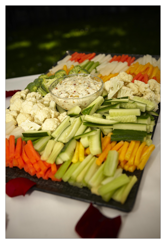 Dip de légumes