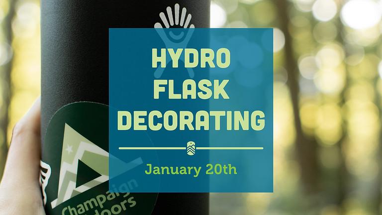 Hydro Flask Decorating