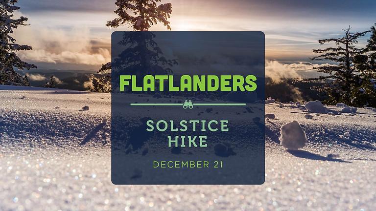 Solstice Sunrise Hike