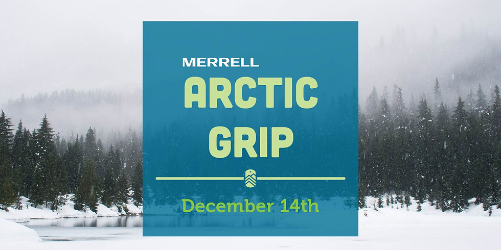 Merrell Arctic Grip Demo