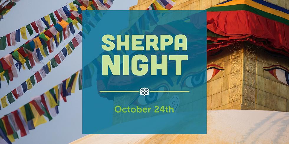 Sherpa Night