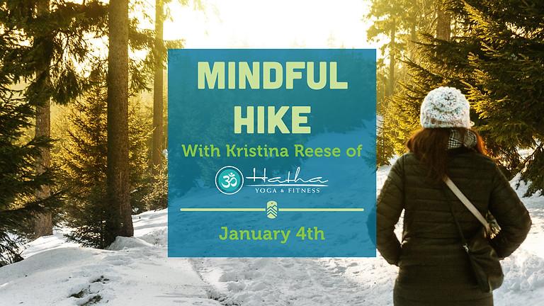 Mindful Hike with Hatha Yoga