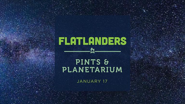 Pints & Planetarium
