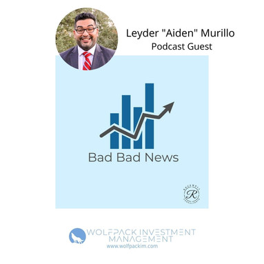 Gamestop Frenzy, Basics of Short Selling and More (Bad Bad News Podcast Guest)