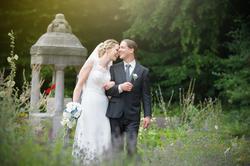 sehr schöne Hochzeitsfotos