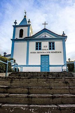 Igreja N. S. dos Remédios Arraial