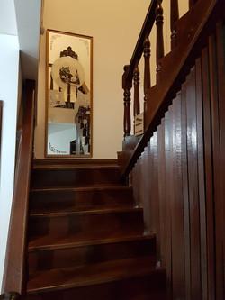 Escada 2º pavimento