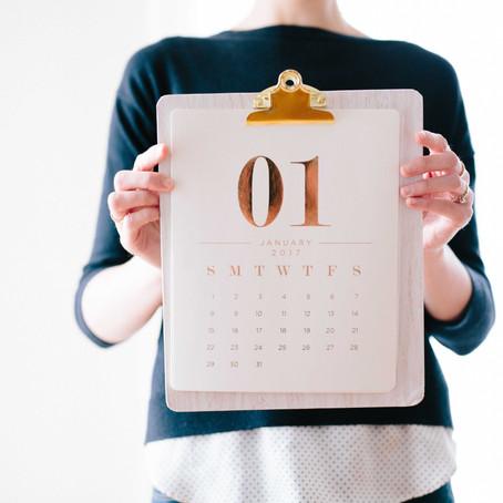 Mindset:  New Year, New Yaw