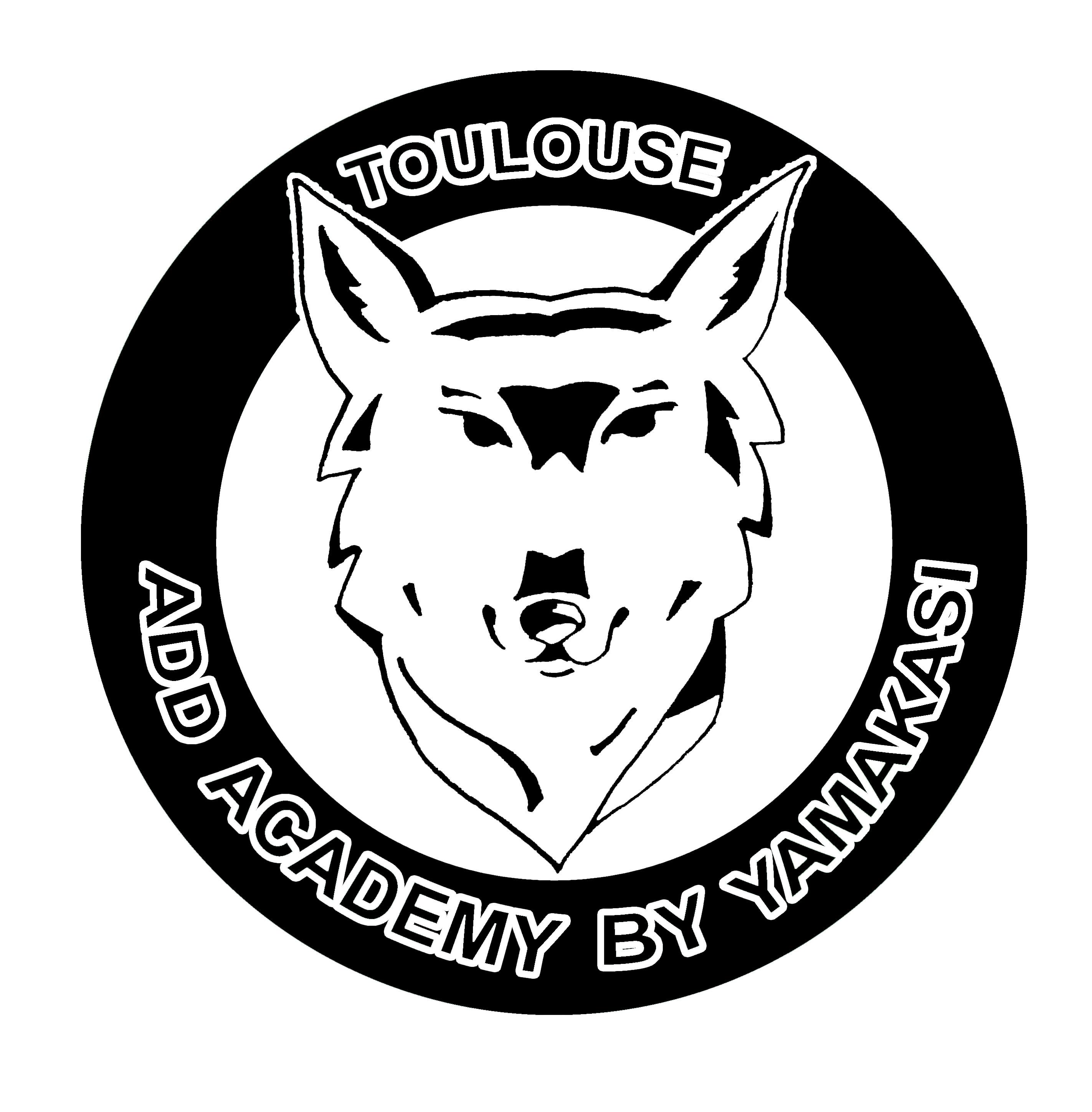 loup 12_  noir sur fond blanc_carre