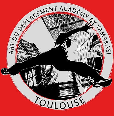 add academy toulouse ramonville addat sport yamakasi enfants sauts stages cours logo