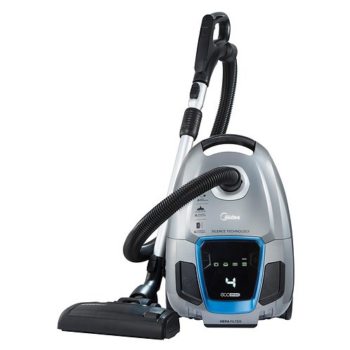 Super Silence Bagged Vacuum Cleaner with HEPA Filter
