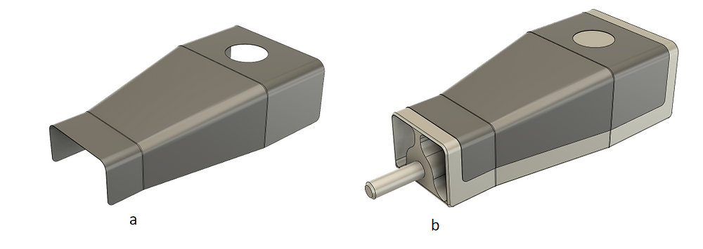 Part model to tooling design