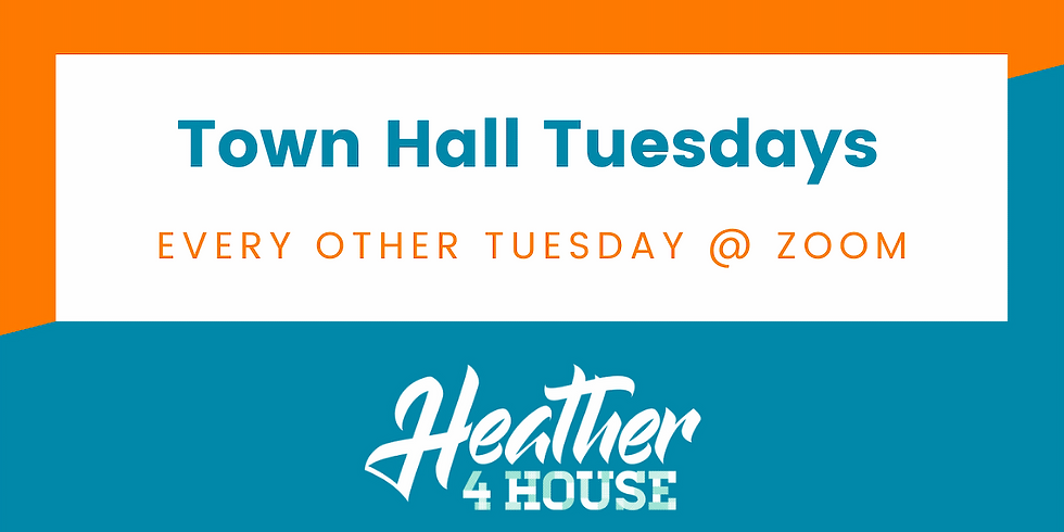 Town Hall Tuesday: Supporting Small Businesses