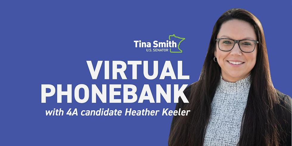 Phone Bank with Team Tina
