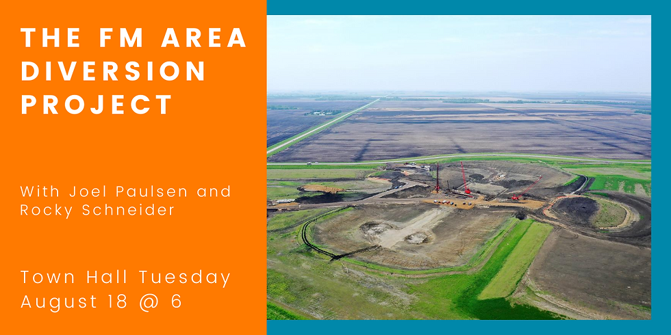 Town Hall Tuesday: The FM Area Diversion Project