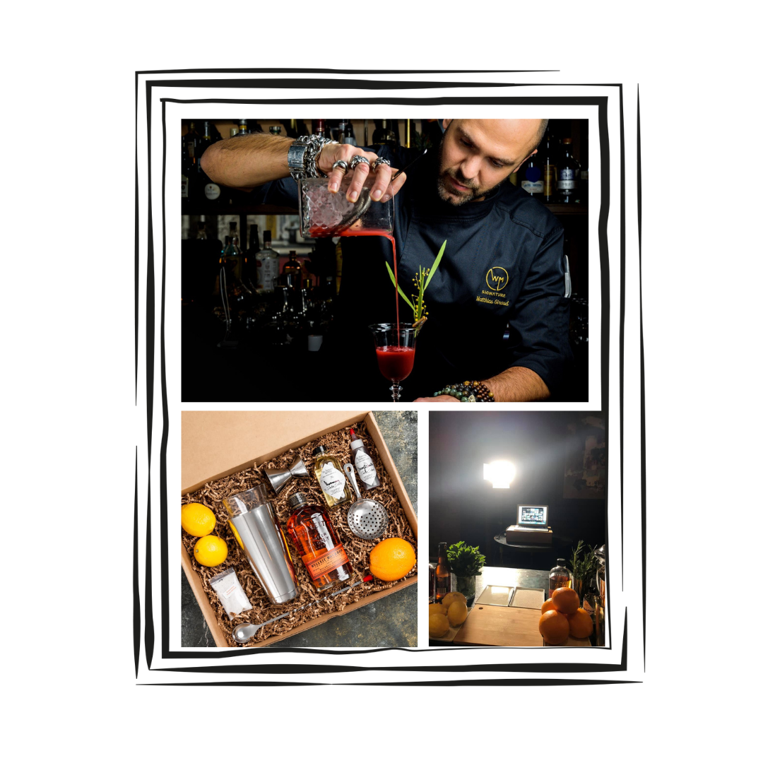Cours cocktail Online