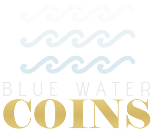 Blue Water Coins - Treasure Coast Estate Buyer