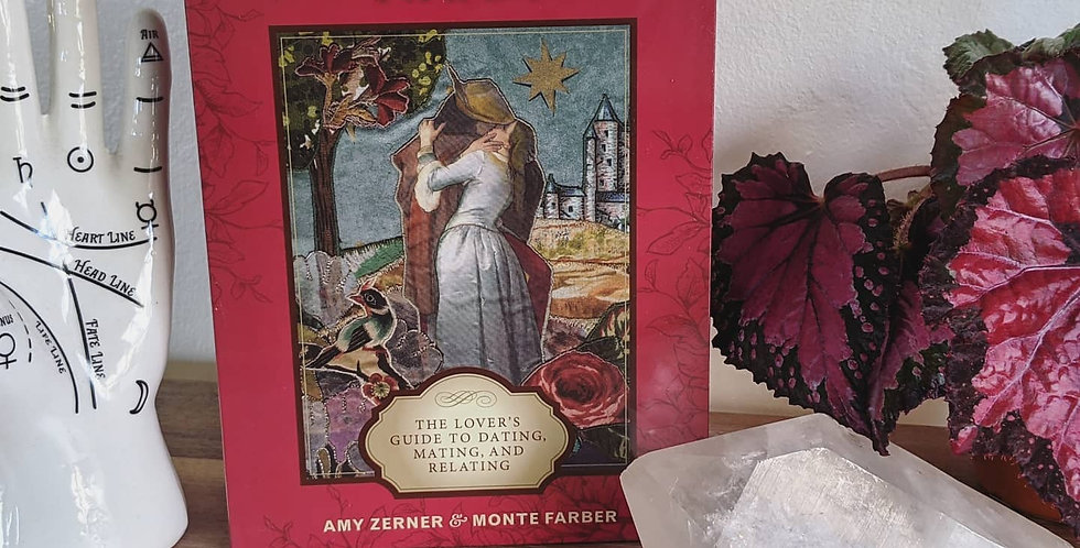 ENCHANTED LOVE TAROT AND BOOK