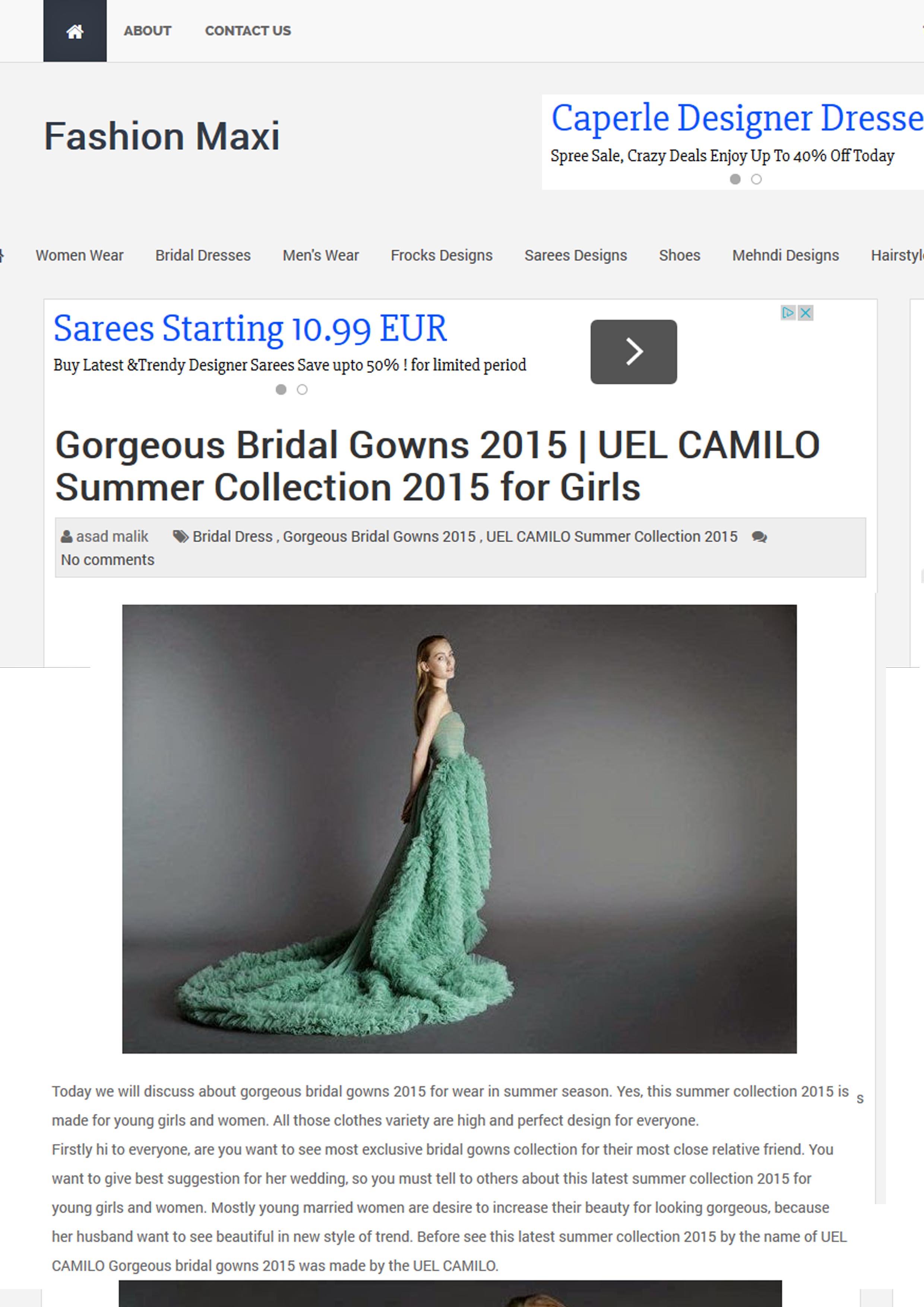 UEL CAMILO @FashionMaxi