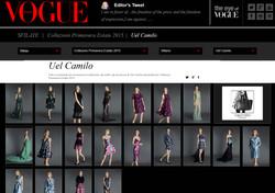 Uel camilo @Vogue.it