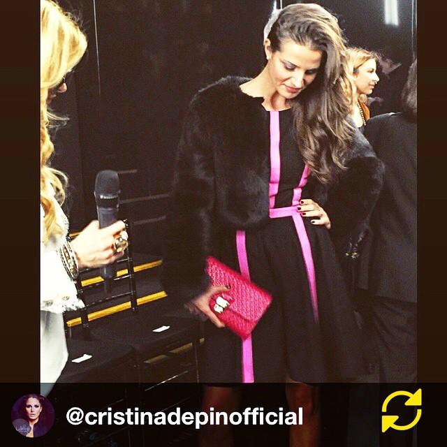 CRISTINA DE PIN in Uel Camilo