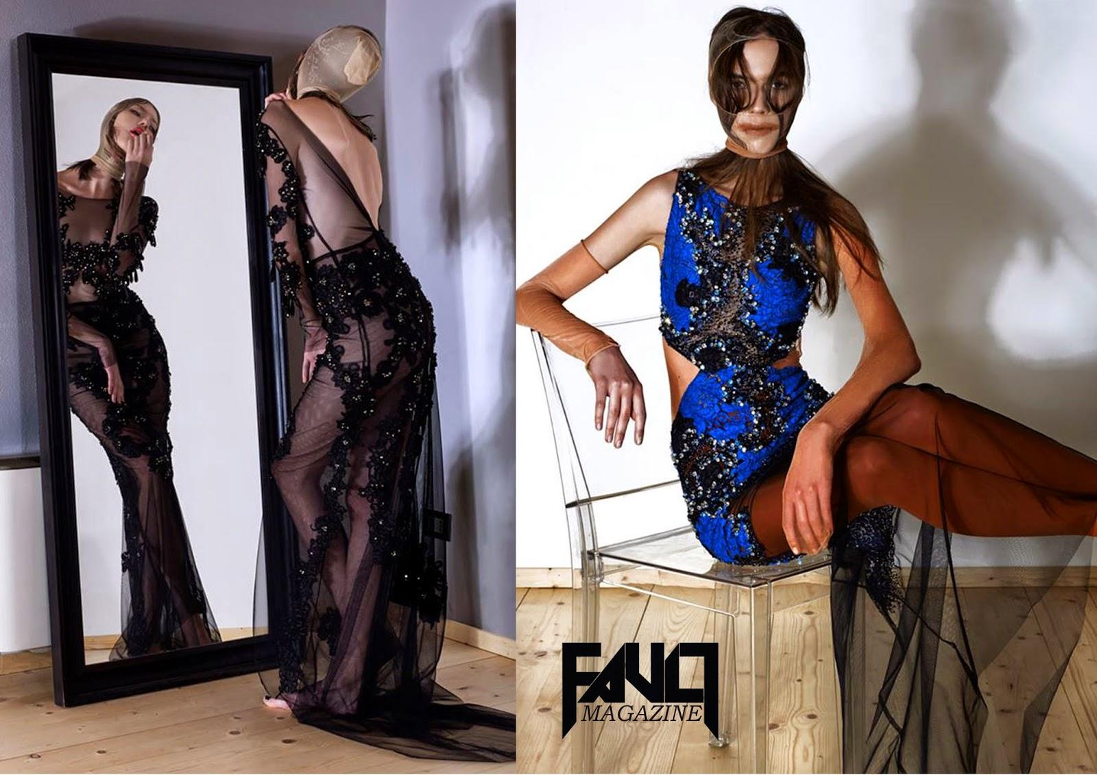 Uel Camilo @Fault Magazine