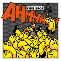 Chill Bros As Happy Crotch Comic Book & MV