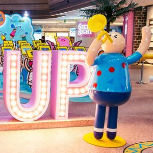 ShangHai Henderson celebrity Shopping Center