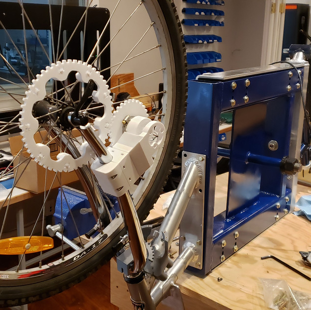 Instrumented Bicycle