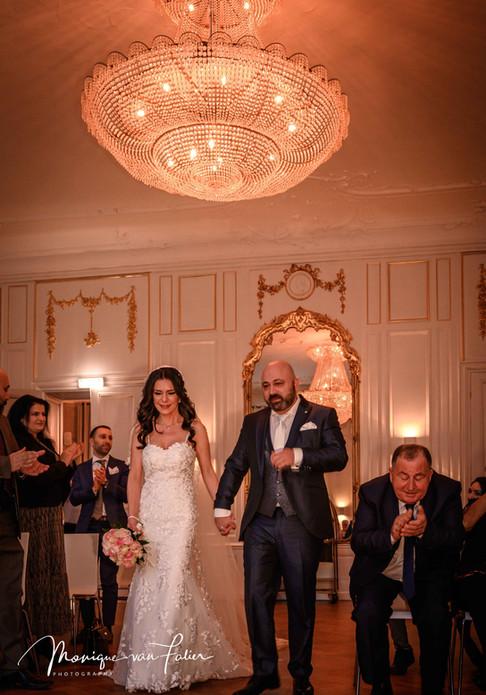 Huwelijk Sidar & Nihal